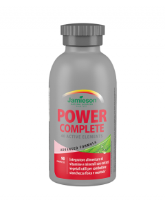 Power Complete Advanced 90 cpr