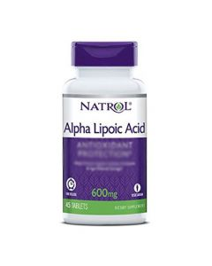 Ala 600 mg Time Release 45 cpr