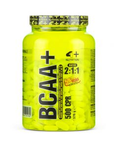BCAA + 500 cpr