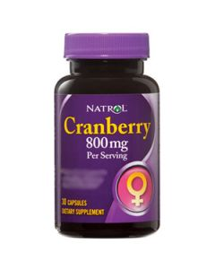 Cranberry 800 mg 30 cps