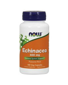 Echinacea Root 400 mg 100 cps