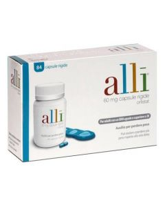 Alli  84 Cps 60 Mg (038933038)