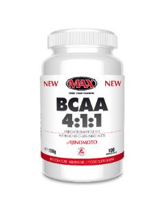 Bcaa 4:1:1 Ajipure Quality 100 cpr