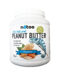 100% Peanut Butter 30% Protein Smooth 2 kg